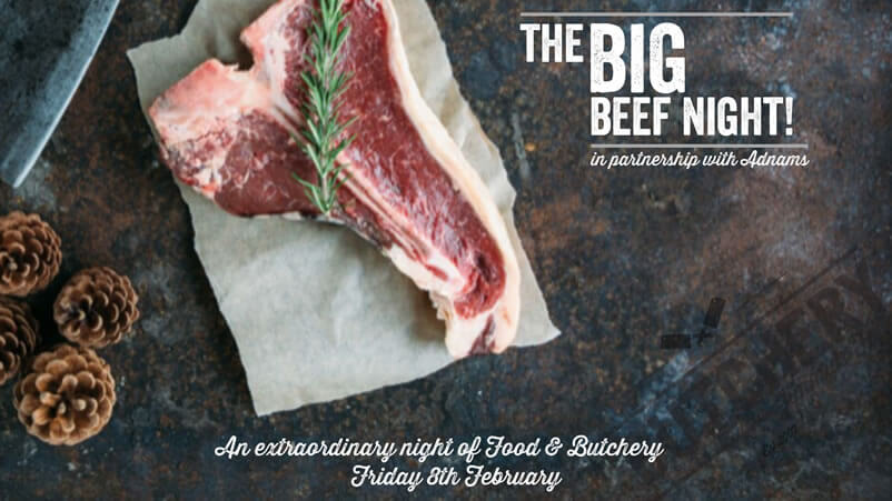 The Big Beef Night at Jimmy's Farm